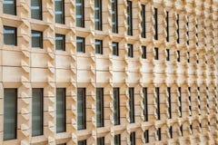 Ventanas del modelo Imagen de archivo