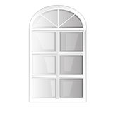 Ventanas del vector Libre Illustration