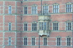Ventanas medievales Imagen de archivo libre de regalías