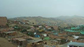 Ventanilla Peru Aerial stock video