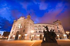 ventas της Μαδρίτης ταυρομαχία&s Στοκ Φωτογραφία