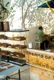 Ventas del cigarro en la Florida fotografía de archivo libre de regalías