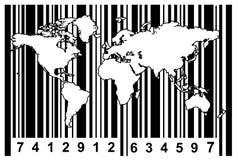 Ventas globales ilustración del vector
