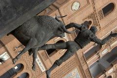 ventas torros de las площади стоковое фото rf