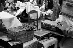 VENTE À LA MAISON photographie stock libre de droits