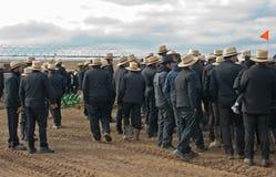Vente amish de boue Photo libre de droits