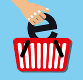 Vente de Digital et ventes en ligne Image stock