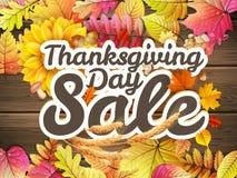 Vente de jour de thanksgiving ENV 10 Photographie stock