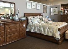 Vente de meubles de chambre à coucher images stock