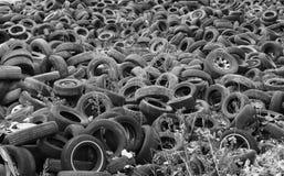 Vente de pneu Photos libres de droits