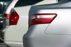 Vente de véhicules Images stock