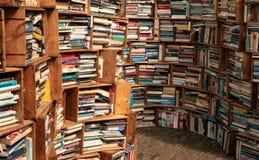 vente du marché de livre images stock