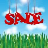 vente saisonnière Images stock