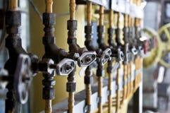 venteley σωλήνων εργοστασίων Στοκ εικόνα με δικαίωμα ελεύθερης χρήσης