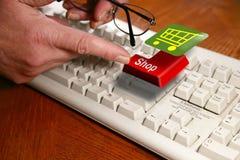 Ventes d'affaires de vente Image stock