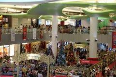 Ventes de Noël à Singapour Photos libres de droits