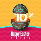 Ventes de Pâques, offres de saison et remises Photographie stock