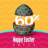 Ventes de Pâques, offres de saison et remises Photos libres de droits