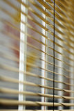 Ventetian blind. Venetian blind detail royalty free stock photography