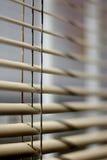 Ventetian Vorhänge Lizenzfreies Stockfoto