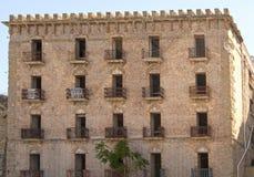 Venti balconi fotografia stock libera da diritti
