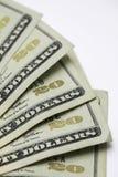 Venti 20 banconote in dollari fotografia stock