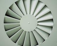 ventilação Foto de Stock