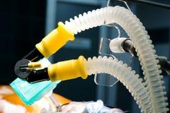 Ventilação dos pulmões artificiais Fotos de Stock Royalty Free