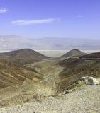 Ventilador aluvial Fotografia de Stock