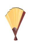 Ventilador chino Imagen de archivo