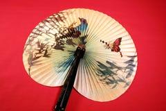Ventilador chino Imagenes de archivo