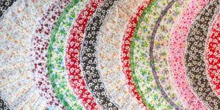 Ventilador colorido Imagen de archivo