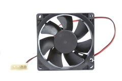 Ventilador de refrigeração do processador central Fotografia de Stock Royalty Free