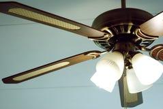 Ventilador de techo retro Imágenes de archivo libres de regalías