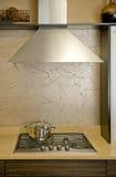 Ventilador del horno y de la cocina foto de archivo libre de regalías