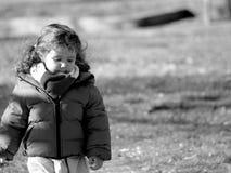 Ventilador do bebê Imagem de Stock Royalty Free