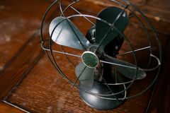 Ventilador do vintage Imagem de Stock Royalty Free