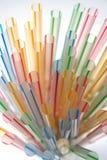 Ventilador dos tubules para um vertical do cocktail Fotos de Stock Royalty Free