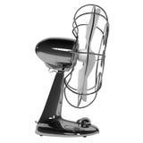 Ventilador eléctrico de la vendimia Fotos de archivo