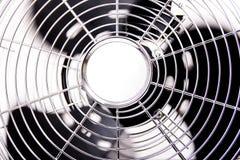 Ventilador elétrico Imagem de Stock