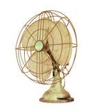 Ventilador elétrico do vintage foto de stock royalty free