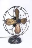 Ventilador elétrico do vintage Fotos de Stock Royalty Free