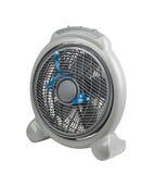 Ventilador eléctrico portátil Foto de archivo libre de regalías
