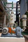 Ventilador en fábrica Imagen de archivo