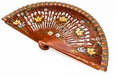 Ventilador espanhol Imagem de Stock