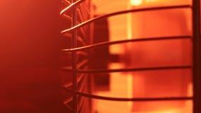 Ventilador industrial video estoque