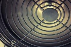 Ventilador industrial grande Foto de archivo