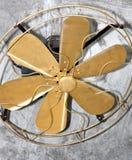 Ventilador retro. Imagens de Stock Royalty Free