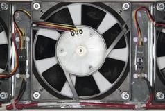 ventiladores Imagem de Stock