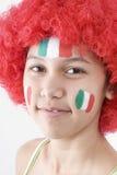Ventiladores de Italy foto de stock